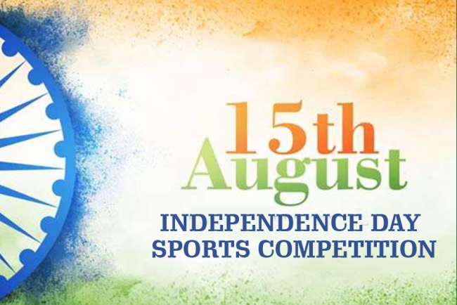 INDEPENDENCE DAY SPORTS COMPETITION