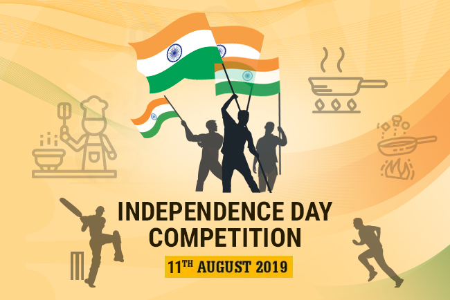 Independence Day Sports Competition On 11th August 2019