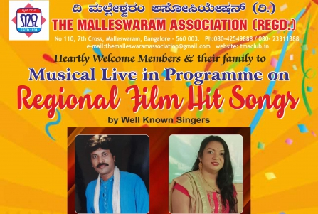 Musical Live in Programme